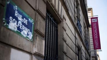 Siège du Parti Socialiste rue de Solférino