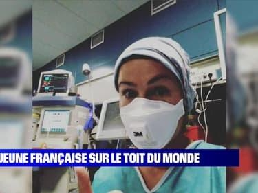 Une jeune Française sur le toit du monde - 20/06