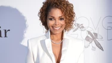 Janet Jackson en mai 2013