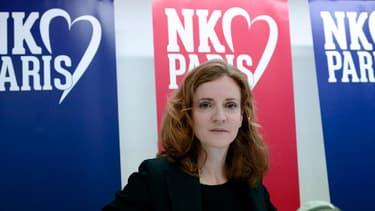 """""""NKM"""" aurait tenté de faire remplacer la journaliste qui couvre sa campagne pour Le Figaro."""
