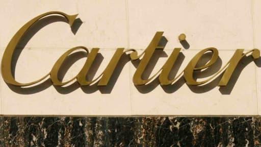 La marque de luxe Cartier fait actuellement face au premier mouvement social de son histoire.