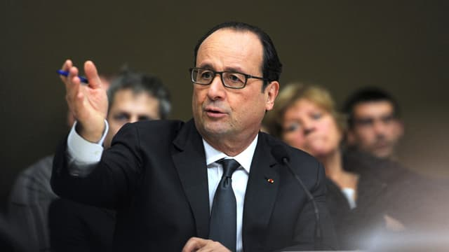 François Hollande a préparé sa rentrée en trois étapes.