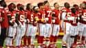 Les joueurs de Kansas City ont observé un moment solennel pour protester contre le racisme