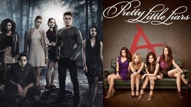 """Les séries """"Riverdale"""" et """"Pretty Little Liars"""""""