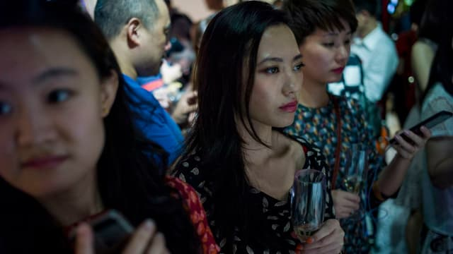 La Chine cherche à réorienter l'économie vers la consommation  (photo d'illustration)