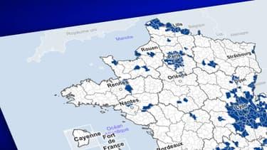 Cartes Covid 19 Decouvrez Les Zones Ou La Circulation De L Epidemie Est La Plus Intense En France