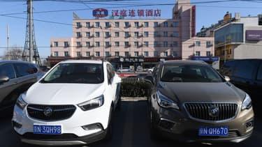 La coentreprise chinoise de GM est accusée d'entente sur les prix sur les modèles de différentes marques, comme Buick et Chevrolet.