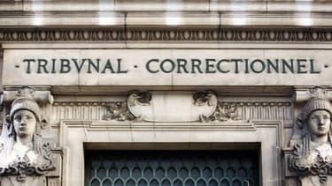 Photo d'illustration du tribunal correctionnel.
