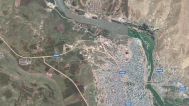Cizre, dans le sud-est de la Turquie - Google Maps