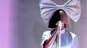 Sia sur scène à Las Vegas, le 23 septembre 2016
