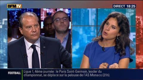 """Jean-Christophe Cambadélis dans BFM Politique: """"Il n'y a pas de gauchisme au Parti socialise"""""""