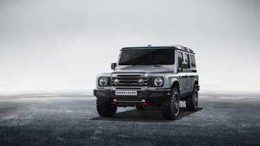 Ineos Automotive, filiale automobile du groupe Ineos, pourrait produire ce 4x4, le Grenadier, en France.