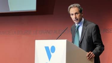 Philippe Crouzet, le patron de Vallourec, a récemment annoncé une dépréciation d'actifs à hauteur de 1,1 milliard d'euros.