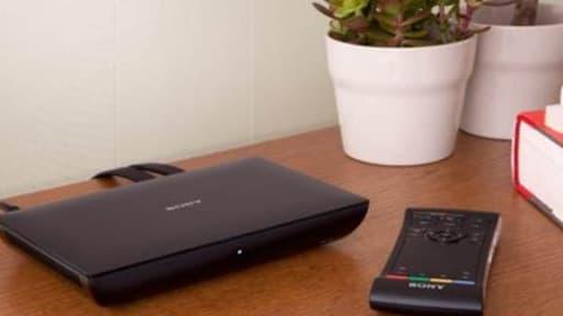 Un boîtier développé avec Sony, tournant sous Android, à 200 euros