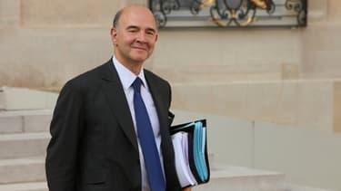 Pierre Moscovici appelle toutefois à tenir compte de l'équilibre entre croissance et réduction du déficit