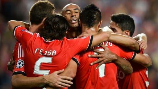 Le club du Benfica Lisbonne a désormais sa propre chaîne de télévision, Benfica TV.