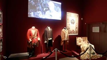 """Costumes pour le film """"Barry Lyndon"""" (1975) de Stanley Kubrick, exposés à la Cinémathèque de Paris. Le monde onirique et terriblement précis du réalisateur américain, l'un des plus extraordinaires metteurs en scène du XXe siècle, fait escale ce printemps"""