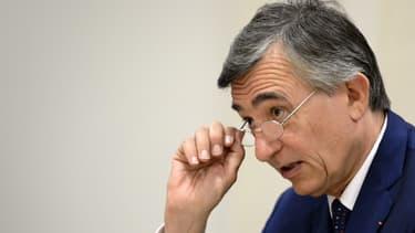 L'ancien ministre de la Santé Philippe Douste-Blazy à Genève en 2016.