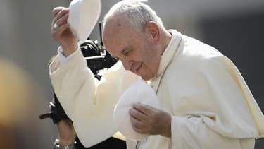 Le pape François, le 12 juin 2019 au Vatican.