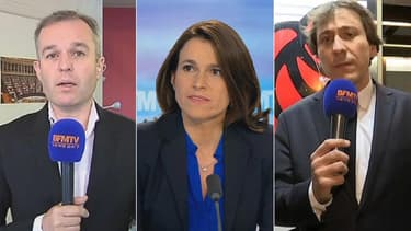 Jérôme Guedj et Aurélie Filippeti pointent du doigt le gouvernement après la débâche de a gauche aux élections départementales.