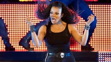 Janet Jackson, le 24 juin 2011