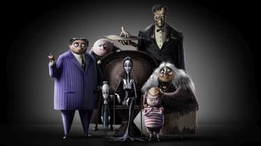 La nouvelle Famille Addams