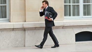 Interrogé sur une éventuelle augmentation du capital d'Areva, Emmanuel Macron a botté en touche.