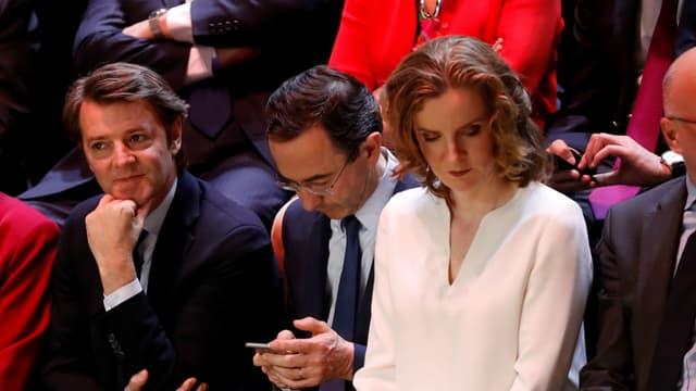 NKM au débat présidentiel de TF1.