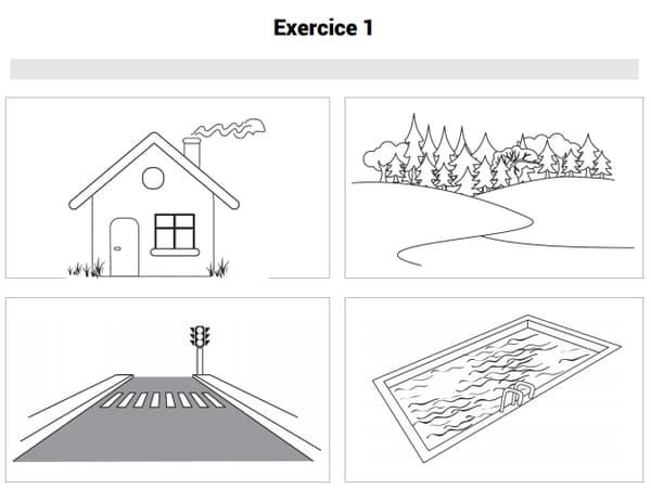 Un exercice figurant dans les évaluations de CP.