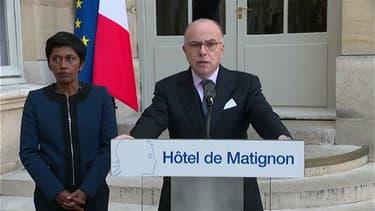 """Bernard Cazeneuve souhaite la signature d'""""un pacte ambitieux"""" pour la Guyane."""