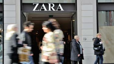 Inditex, propriétaire de Zara est parvenu à un accord sur le travail du dimanche dans le cadre de la loi Macron.