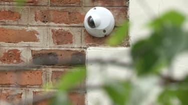 Les caméras de surveillance sont un bon moyen de dissuader des visiteurs malveillants