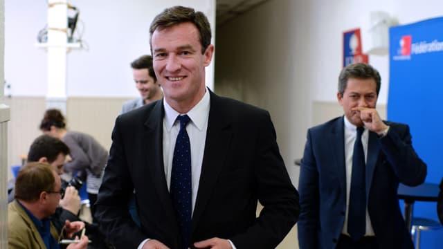 Michel Havard sera la candidat UMP face à Gérard Collomb (PS) pour les municipales de 2014 à Lyon.