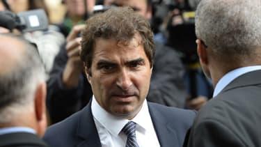 Christian Jacob le 10 juin dernier, avant le bureau politique de l'UMP.