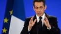 """A l'occasion de ses voeux au monde de la culture, mardi à Marseille, Nicolas Sarkozy a lancé un appel à une coopération internationale dans la lutte contre le piratage des oeuvres culturelles sur internet et accusé le Parti socialiste de prôner un """"désarm"""