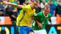 Zlatan Ibrahimovic a souffert face à l'Irlande