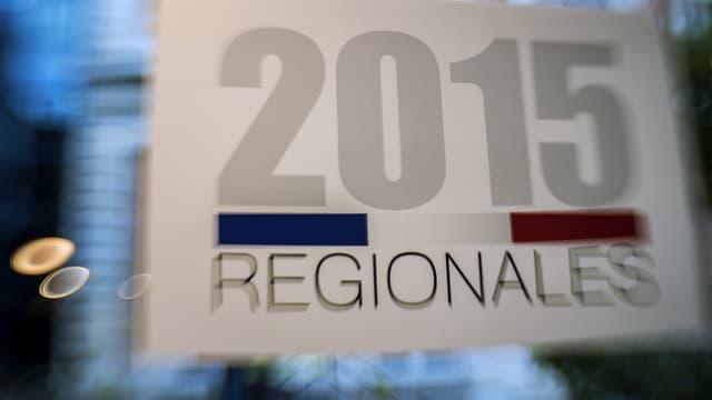 Le premier tour des élections régionales a lieu dimanche 6 décembre (illustration)