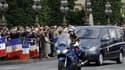 Des vétérans rendent hommage aux dépouilles des 4 soldats tués en Afghanistan.