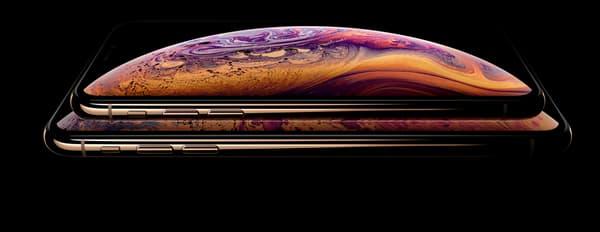 L'iPhone XS.