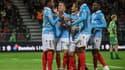 Le RC Lens large vainqueur à Orléans