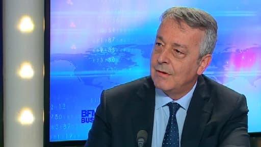 Antoine Frérot, le PDG de Veolia, était l'invité de Sébastien Couasnon dans Good Morning Business ce 10 juillet.