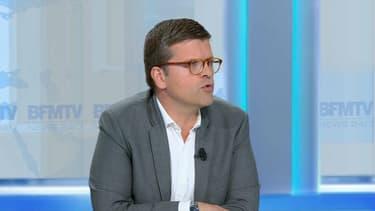 Luc Carvounas, député PS du Val-de-Marne, sur BFMTV, le 23 juin 2017.