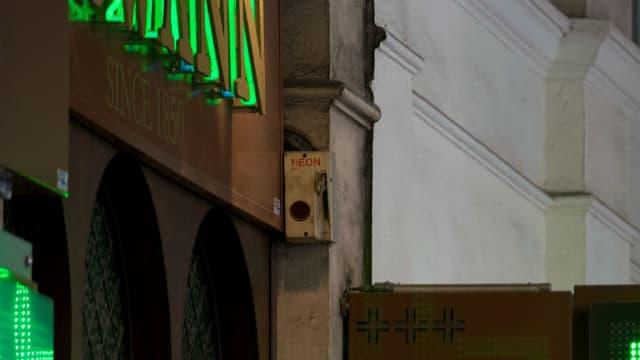 Photo d'une pharmacie à Paris, en 2010. (Photo d'illustration)