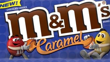 M&M's va commercialiser des confiseries au caramel