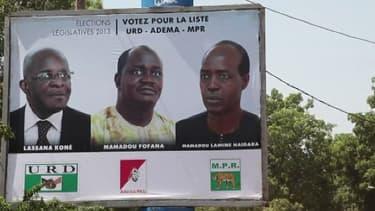 Alors que des élections législatives se tiennent au Mali, la crainte d'un nouvel attentat est grand au Mali
