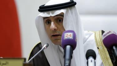 Adel Al-Jubeir, ministre des Affaires étrangères saoudien, estime que l'initiative de paix arabe est la meilleure pour la paix au Proche-Orient.