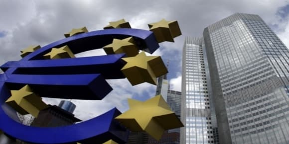 Le siège de la BCE à Bruxelles.