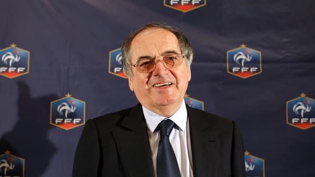 Noël Le Graët, le nouveau président de la FFF.