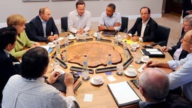Les dirigeants du G8, réunis en Irlande du Nord, se sont engagés contre l'évasion fiscale.