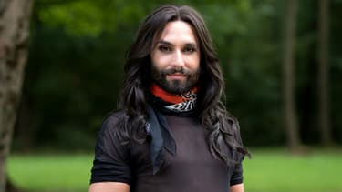 Conchita Wurst en septembre 2017